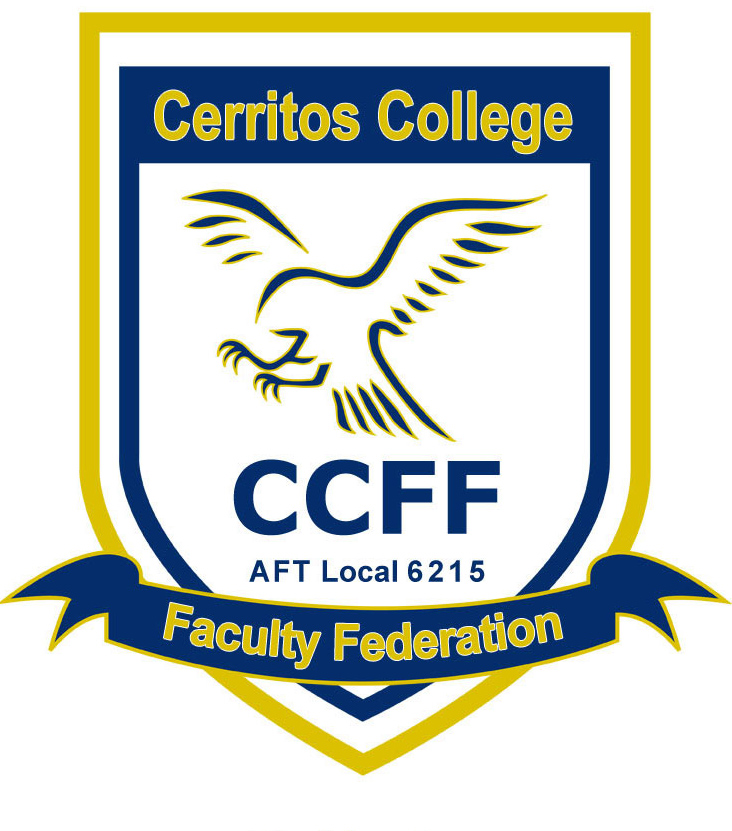 Cerritos College Faculty Federation logo