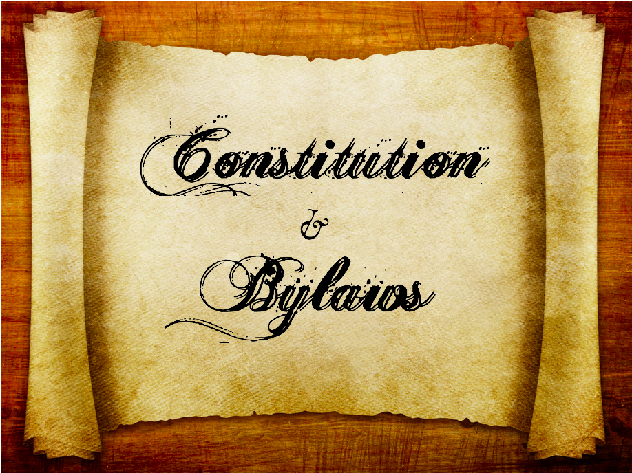 CCFF Constitution & Bylaws