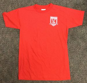 Red CCFF T Shirt image